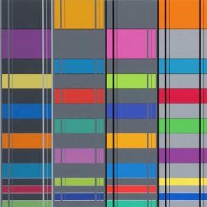 Untitled, 407, 56 x 112 cm, 2015