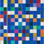 Untitled, 436, 96 x 96 cm, 2017