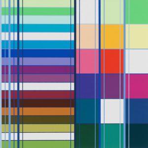 Untitled, 458, 30 x 30 cm, 2018