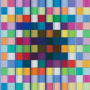 Untitled, 460, 60 x 60 cm, 2018