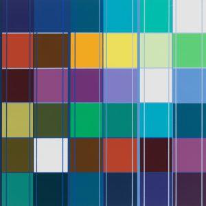 Untitled, 463, 30 x 30 cm, 2018